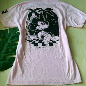 Disney Collection By Neff Mickey Tee